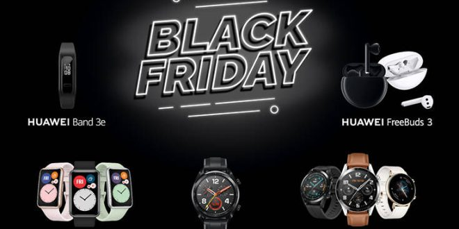 Huawei Black Friday 2020: Stay safe, stay connected