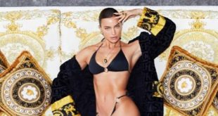 Ιρίνα Σάικ: Η νέα φωτογραφία της είναι τόσο σέξι που «κόβει» την ανάσα