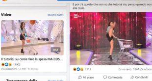 Ιταλίδα δείχνει στις γυναίκες πώς να «ψωνίζουν με σέξι τρόπο» και προκαλεί σάλο