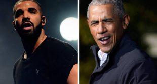 Ο Μπαράκ Ομπάμα δίνει την έγκρισή του στον Drake να τον υποδυθεί