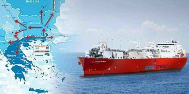 FSRU Αλεξανδρούπολης: «Έργο που θα έχει πολλαπλά οφέλη για την Ελλάδα και τις χώρες της περιοχής»