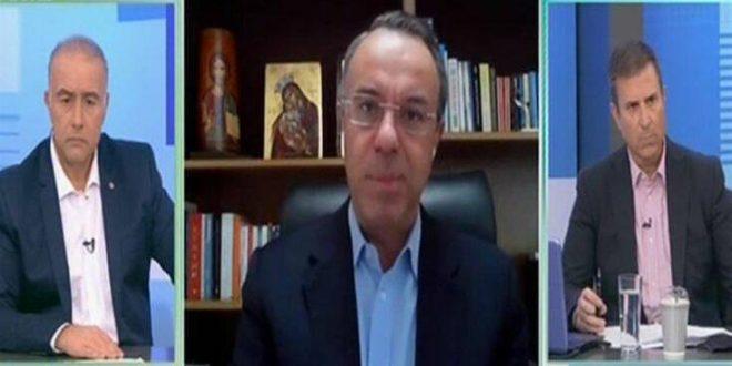 Σταϊκούρας: Παράταση στα τέλη κυκλοφορίας – Μετά τον Φεβρουάριο η επιστρεπτέα προκαταβολή 6