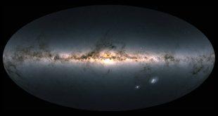 Το διαστημικό τηλεσκόπιο Gaia χαρτογράφησε δύο δισεκατομμύρια άστρα του γαλαξία μας