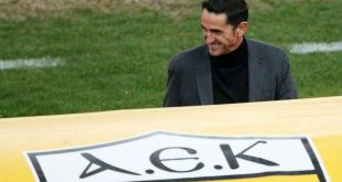 Ημέρα Χιμένεθ στην ΑΕΚ: Αναλαμβάνει για τέταρτη φορά τον «κιτρινόμαυρο» πάγκο