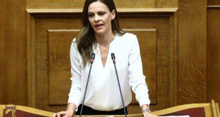 Αχτσιόγλου: Η κατάργηση του πτωχευτικού νόμου είναι αδήριτη κοινωνική ανάγκη