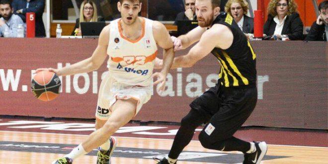 Παναθηναϊκός: «Έντυσε» στα πράσινα το μεγαλύτερο ταλέντο του ελληνικού μπάσκετ Λευτέρη Μαντζούκα