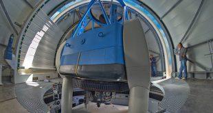 Στο Αστεροσκοπείο Χελμού ο πρώτος επίγειος πιλοτικός σταθμός του προγράμματος Scylight