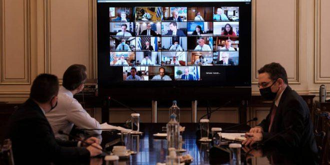 Υπουργικό συμβούλιο: Σήμερα η τελευταία συνεδρίαση του έτους