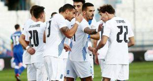 Daily Mail για Εθνική Ελλάδας: Καλή αντίπαλος για την Αγγλία - Ξεκινάμε σαν φαβορί
