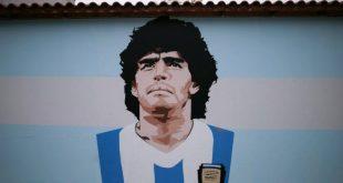 Δήμαρχος Καλαμαριάς για το γκράφιτι του Μαραντόνα: Δεν θα σβηστεί το αριστούργημα
