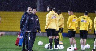 Χιμένεθ στους παίκτες της ΑΕΚ: Αφήστε τις δικαιολογίες - Πάμε τώρα να πάρουμε τα ματς που ακολουθούν