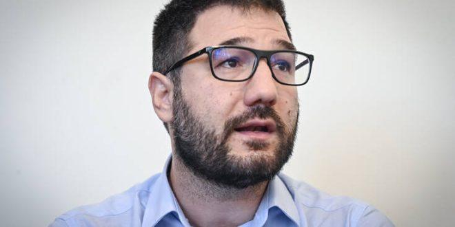 Ηλιόπουλος: Η κυβέρνηση αντί για ενίσχυση του ΕΣΥ μεταφέρει υγειονομικούς από νοσοκομεία της Αττικής στη Βόρεια Ελλάδα