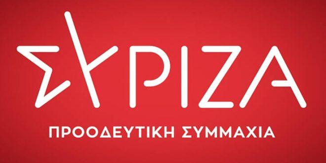 Επίθεση ΣΥΡΙΖΑ στον Μητσοτάκη για την επιδημιολογική κατάσταση στη Θεσσαλονίκη