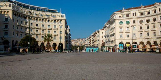 Κορονοϊός: Τόσα κρούσματα θα έχουν Θεσσαλονίκη και Αθήνα στις 31 Δεκεμβρίου