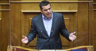 Τσίπρας: Η κυβέρνηση νομοθετεί, ιδιαίτερα μετά την πανδημία, σαν τον κλέφτη