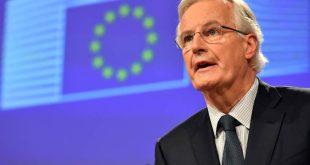Μπαρνιέ: Σημαντικές οι επόμενες ημέρες για τις συνομιλίες του Brexit