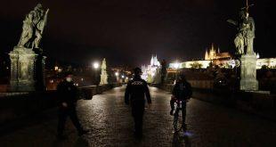 Επανήλθε η νυχτερινή απαγόρευση κυκλοφορίας στην Τσεχία