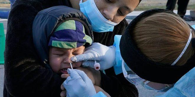 Σοκαριστικοί αριθμοί στις ΗΠΑ: Πάνω από 1,6 εκατ. παιδιά νόσησαν με κορονοϊό