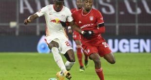 Bundesliga: Ισόπαλο 3-3 το ντέρμπι κορυφής ανάμεσα σε Μπάγερν και Λειψία