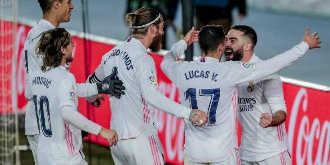 La Liga: Η Ρεάλ νίκησε με 2-0 την Ατλέτικο και πλησίασε στο -3
