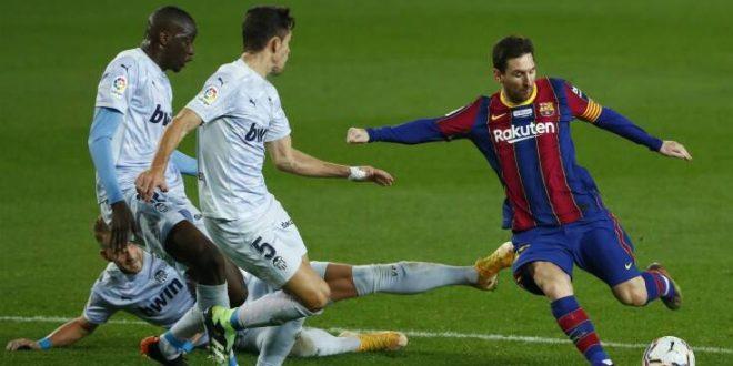 La Liga: Νέα απώλεια βαθμών για τη Μπαρτσελόνα, 2-2 με τη Βαλένθια στο Καμπ Νου