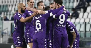 Serie A: Θρίαμβος της Φιορεντίνα με 3-0 επί της Γιούβε στο Τορίνο