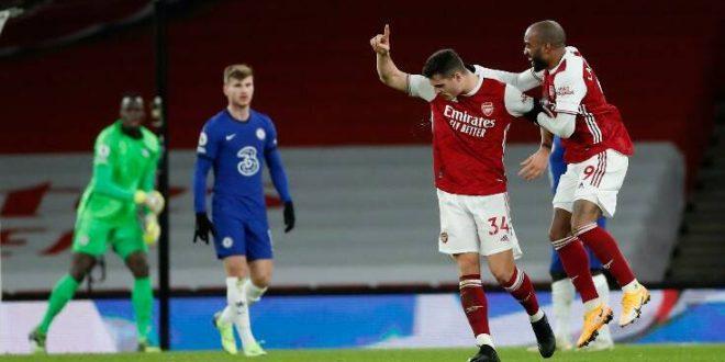 Premier League: Η Άρσεναλ πήρε με 3-1 το ντέρμπι με την Τσέλσι