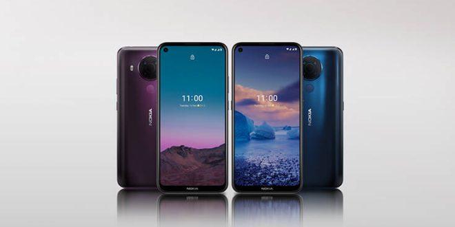 Ανεξάντλητες δυνατότητες με το νέο Nokia 5.4