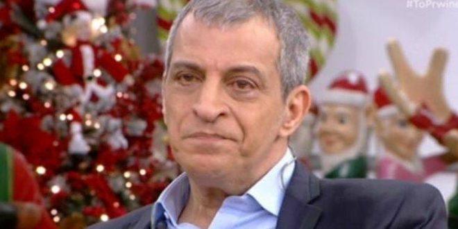 Το Πρωινό: Βούρκωσε ο Θέμης Αδαμαντίδης στον «αέρα» μετά την προβολή ενός βίντεο