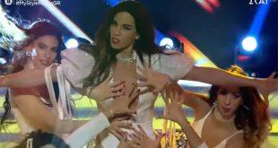 My Style Rocks: Η Κατερίνα Στικούδη «έβαλε» φωτιά στον τελικό με τον σέξι χορό της
