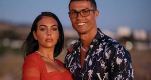 Τζορτζίνα Ροντρίγκεζ: Η σύντροφος του Κριστιάνο Ρονάλντο ποζάρει με σέξι κόκκινα εσώρουχα και «ανάβει» φωτιές