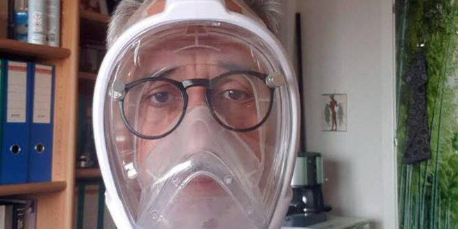 Μικροβιοκτόνος μάσκα με την υπογραφή του ΑΠΘ δίνει λύση στην προστασία του υγειονομικού προσωπικού