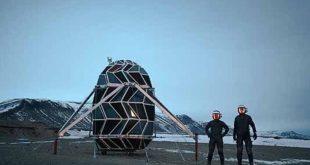 Πρόβα τζενεράλε για το ταξίδι στη Σελήνη: Ερευνητές πέρασαν δυο μήνες στη Γροιλανδία σε πτυσσόμενο καταφύγιο