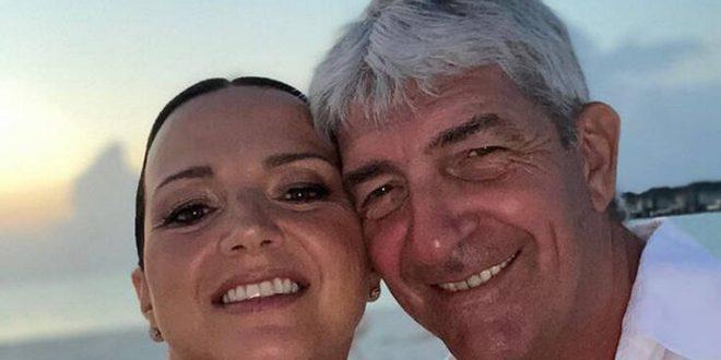 Συντετριμμένη η σύζυγος του Πάολο Ρόσι: Μετά από εσένα το απόλυτο τίποτα