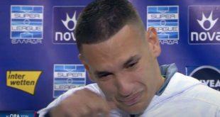 Παναθηναϊκός: Ο Εμμανουηλίδης αφιέρωσε το γκολ στη μητέρα του και ξέσπασε σε κλάματα