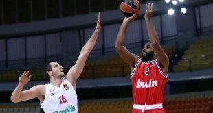 Euroleague: Με τρεις απουσίες κόντρα στη Μακάμπι ο Ολυμπιακός - Έξω και ο Χάρισον