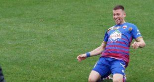 Η συγκινητική αφιέρωση του γκολ που σημείωσε ο παίκτης του Βόλου στο ματς με τον ΠΑΟΚ
