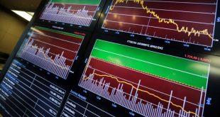 Χρηματιστήριο Αθηνών: Άνοδος 1,64% στο κλείσιμο, με τζίρο 75,90 εκατ. ευρώ