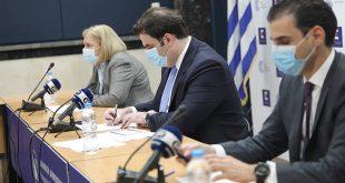 Θεμιστοκλέους: Κάθε χώρα είχε και έχει δικαίωμα να μην προχωρήσει στην προμήθεια των δόσεων που της αντιστοιχούν
