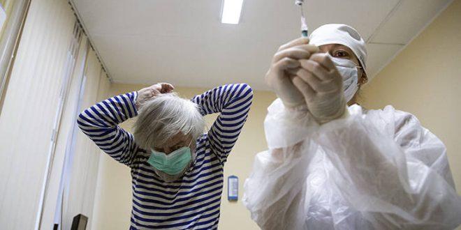 Ξεκινά από Δευτέρα ο μαζικός εμβολιασμός στη Ρωσία