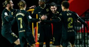 La Liga: Ο Μέσι ανεβαίνει και η Μπαρτσελόνα νίκησε και τη Γρανάδα
