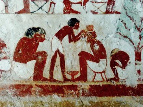 egiptos grooming
