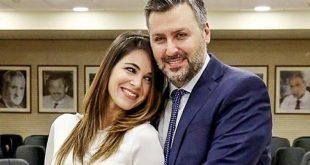 Πρόωρος γάμος για τον βουλευτή της Νέας Δημοκρατίας Γιάννη Καλλιάνο