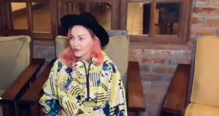 Η «κορονο-περιοδεία» της Μαντόνα: Επισκέφθηκε πέντε χώρες σε τρεις εβδομάδες