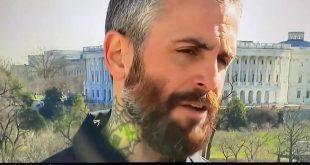 Αστυνομικός περιγράφει τις τρομακτικές στιγμές στο Καπιτώλιο: «Σκότωσέ τον με το όπλο του»