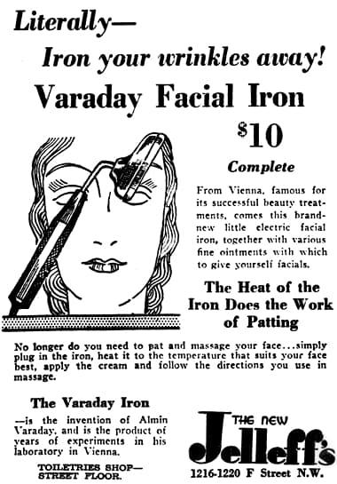 1931 varady iron